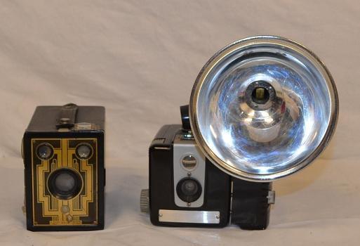 Box-Brownie cameras