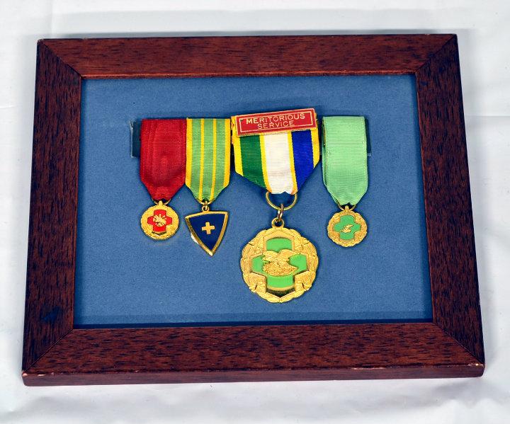 Meritorius Service Medals