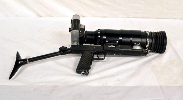 Period spy camera