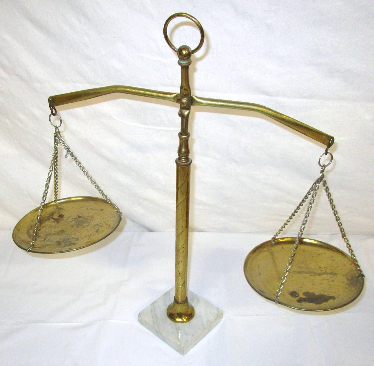 Scale balance 2