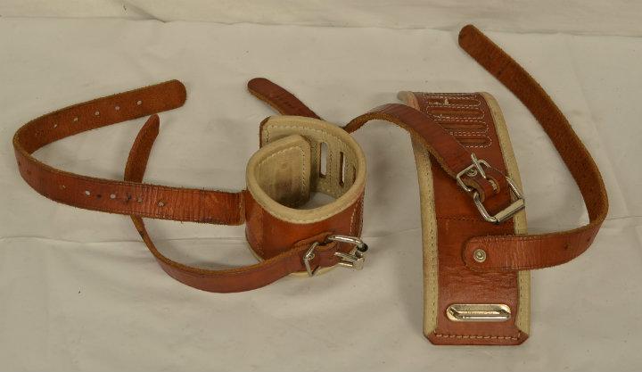 Leather restraints 2