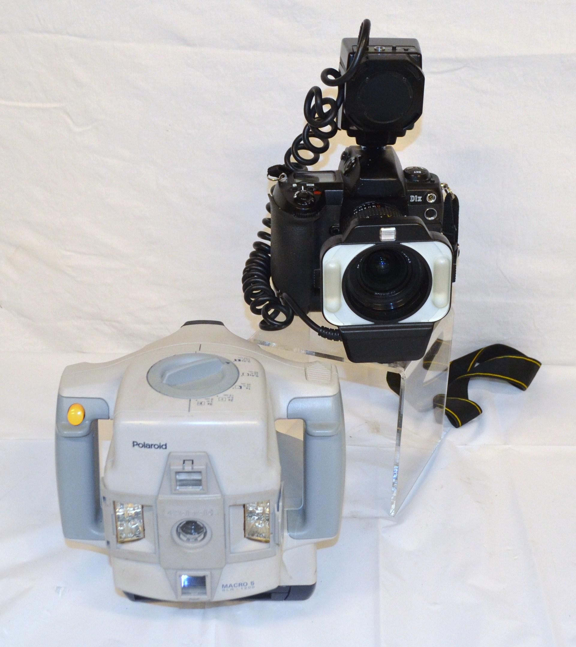Forensic cameras