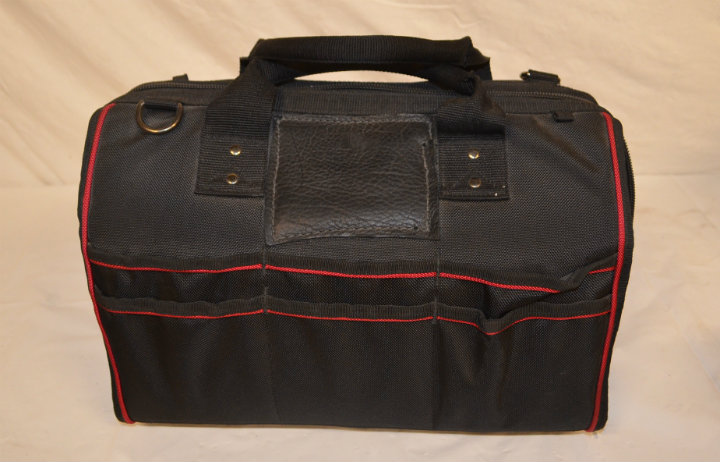 Nylon doctors bag