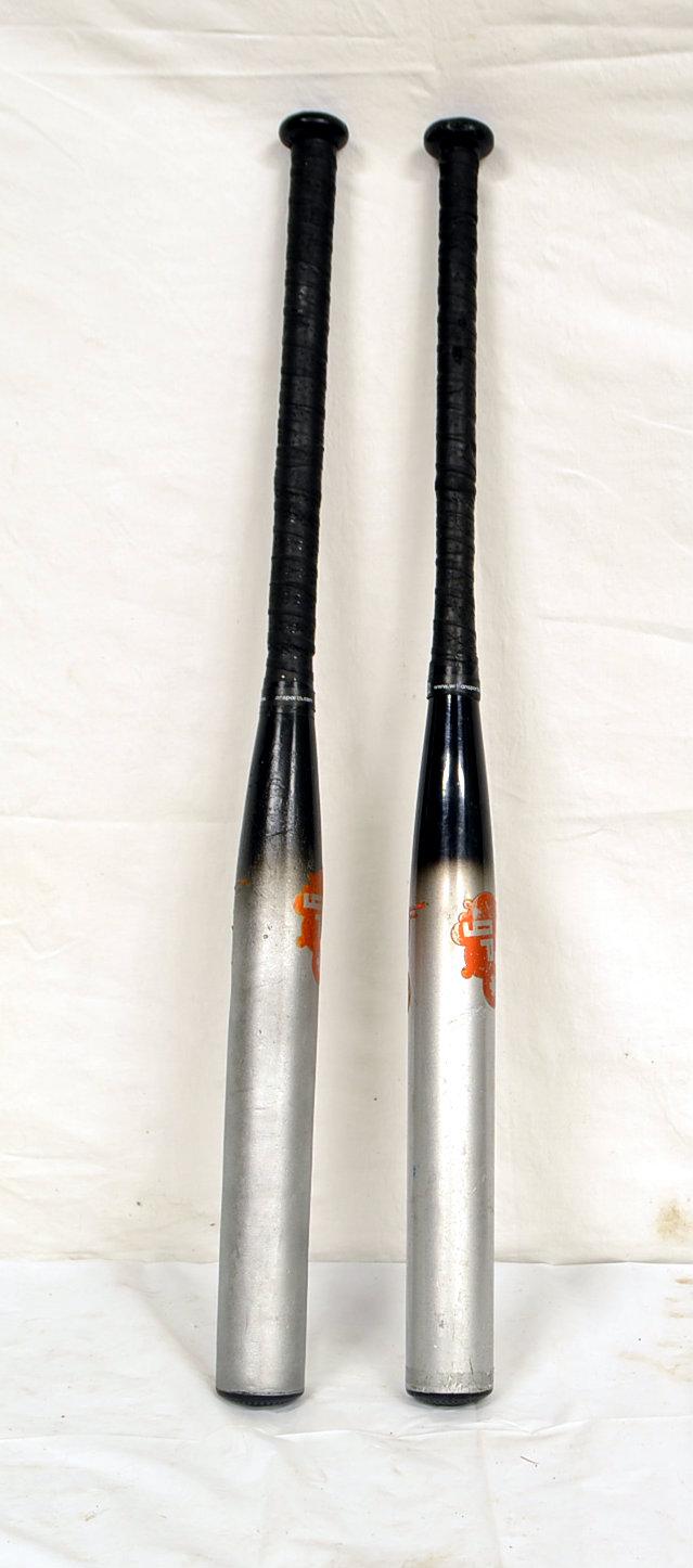 Soft-real aluminum bat