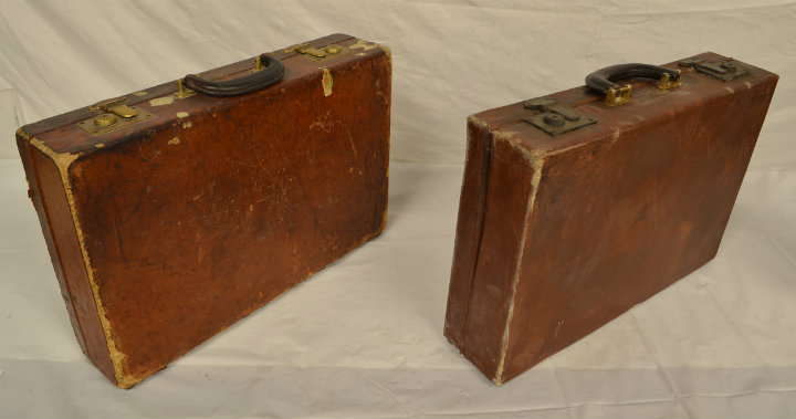 Period briefcases