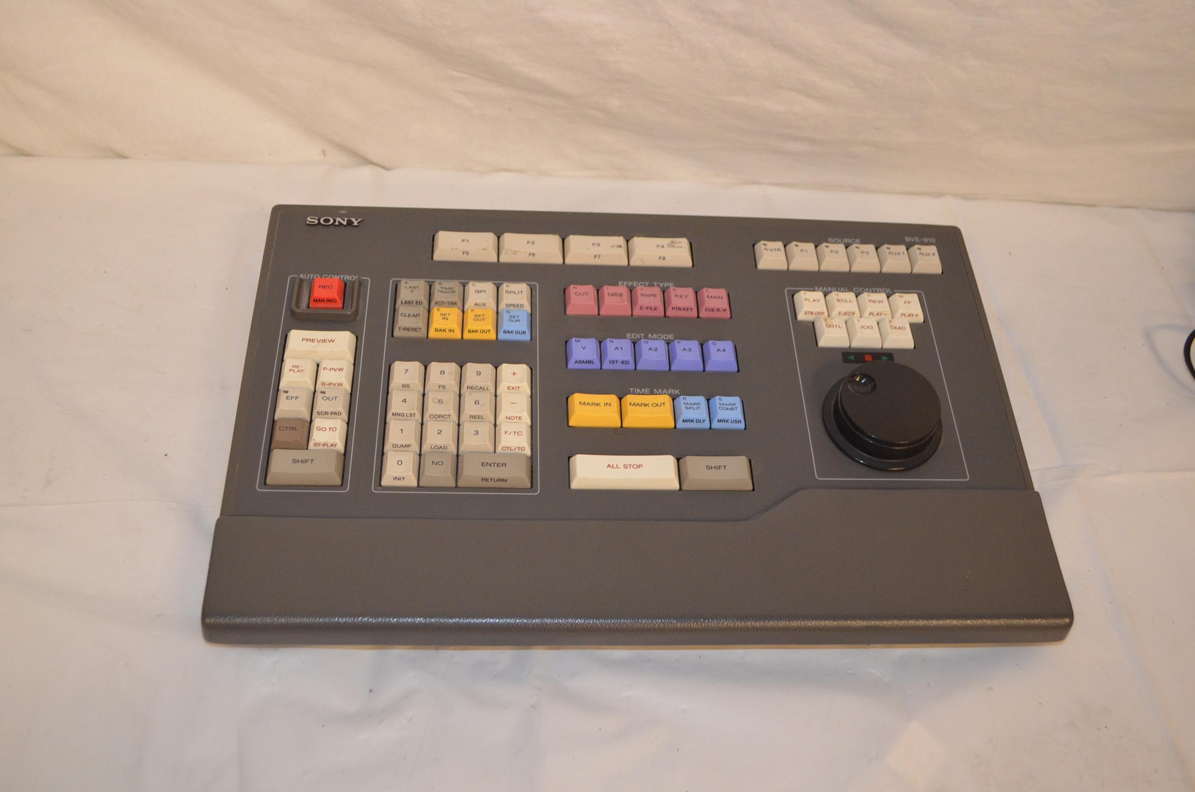 Sony Mixing board