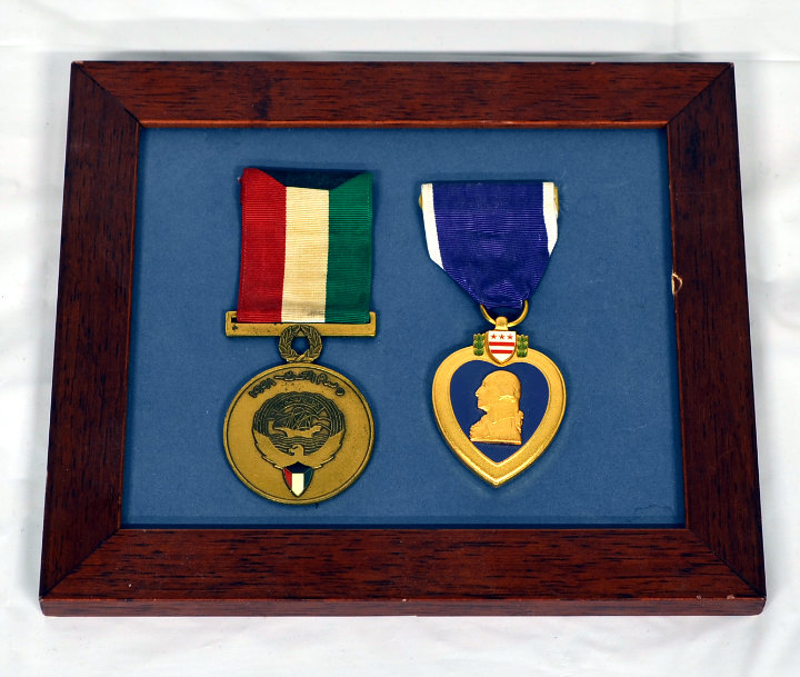 Purple Heart / Other Medal