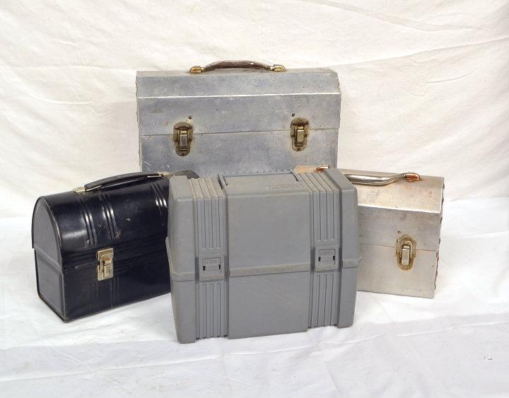 Period workmens lunchbox