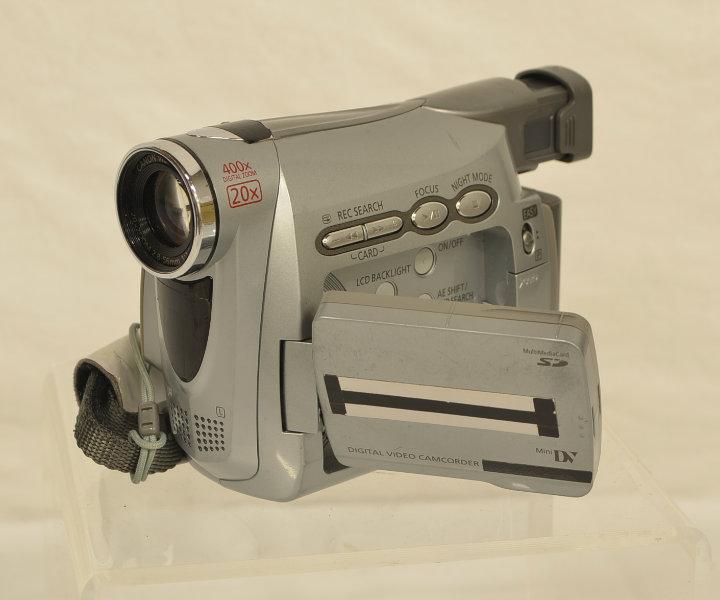 Prop Mini-DV Camcorder