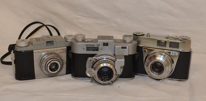 Period 35mm cameras
