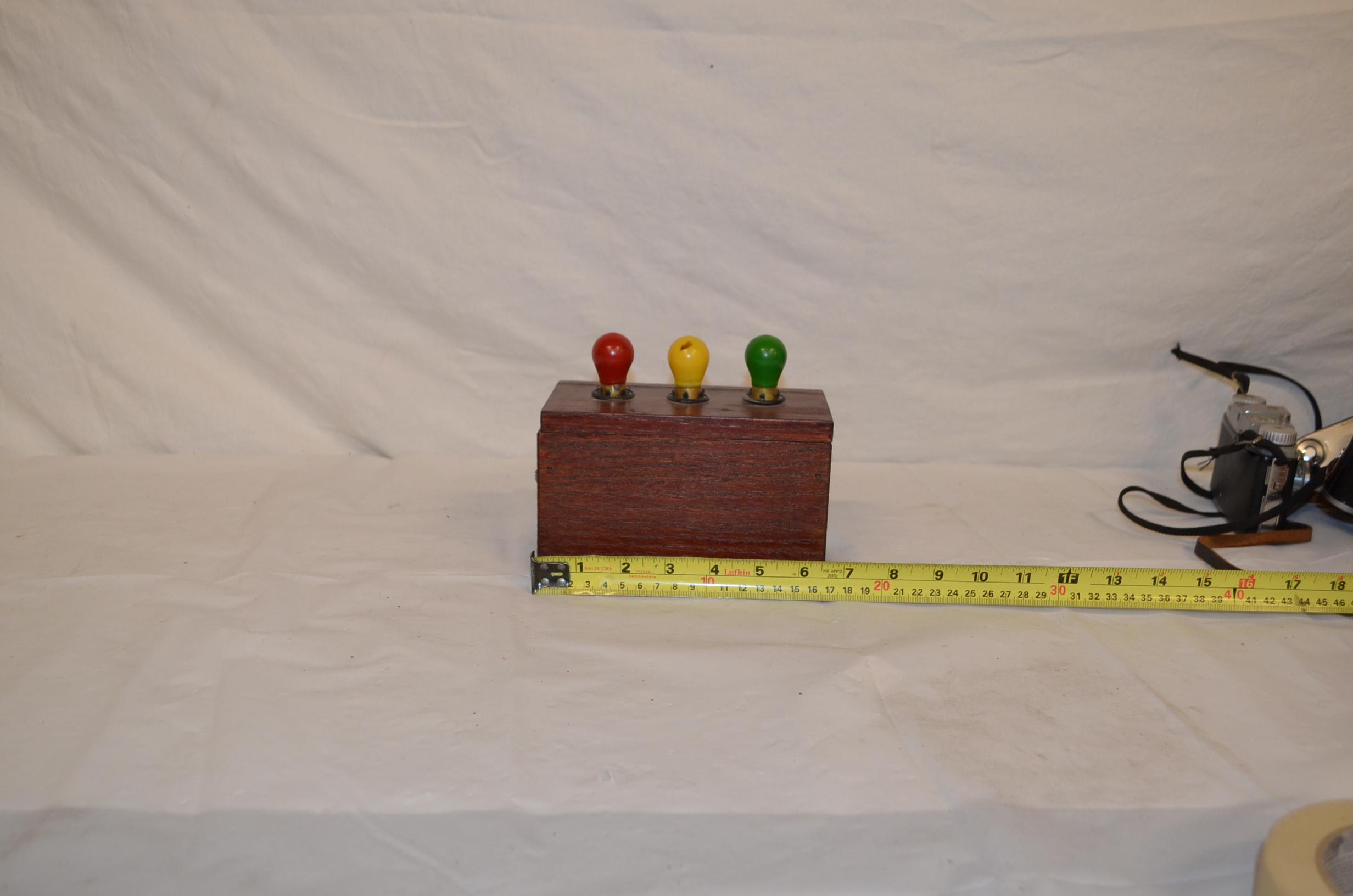 Period light box