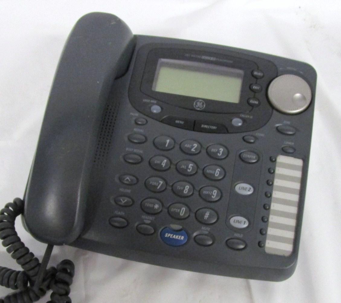 Business multi-line phone