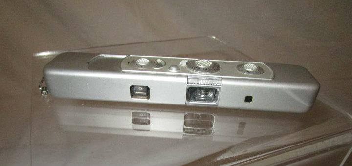Minox 16 spy camera