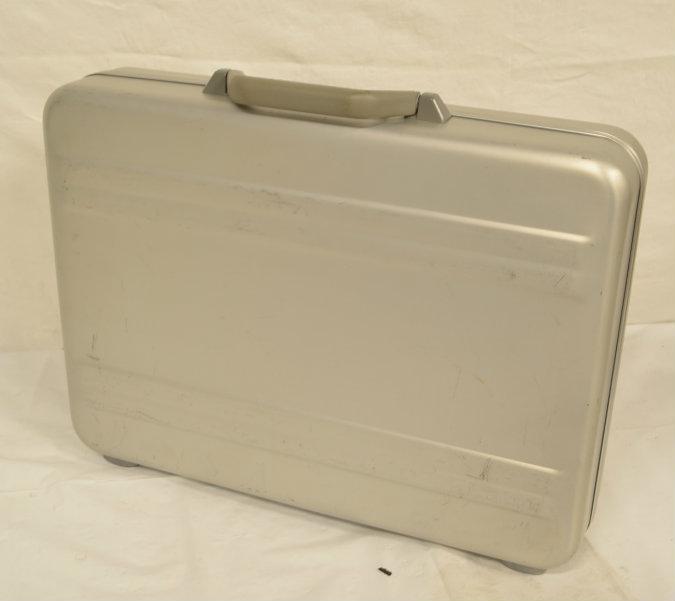 Haliburton briefcase