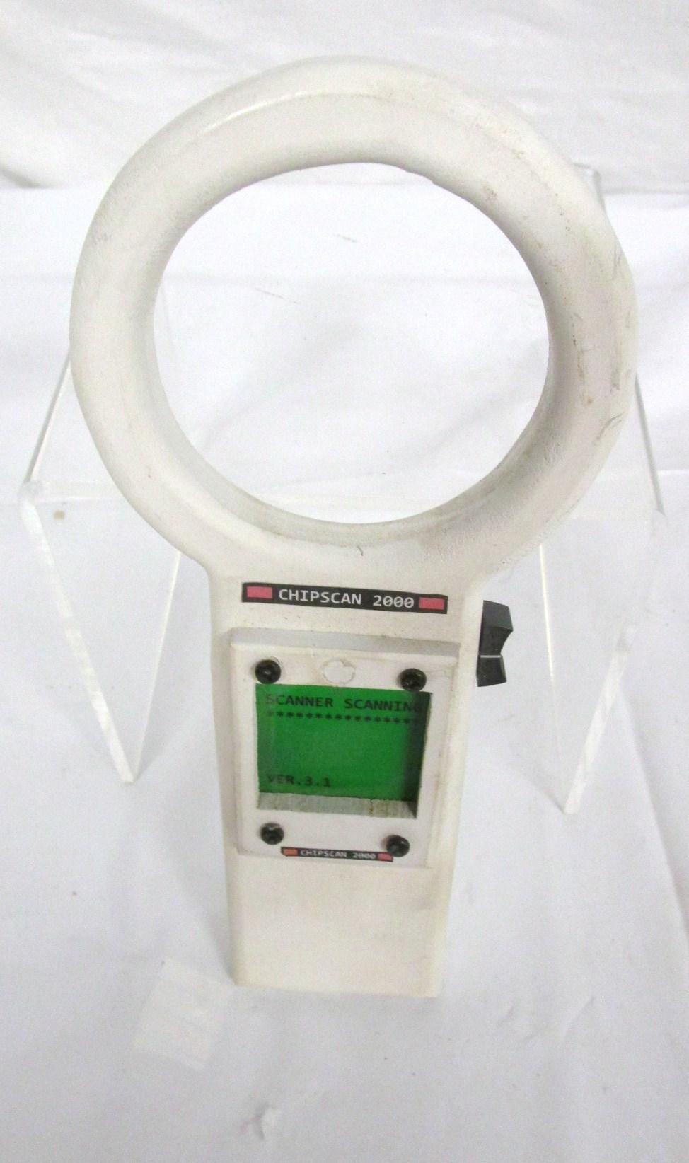 Chipscan detector