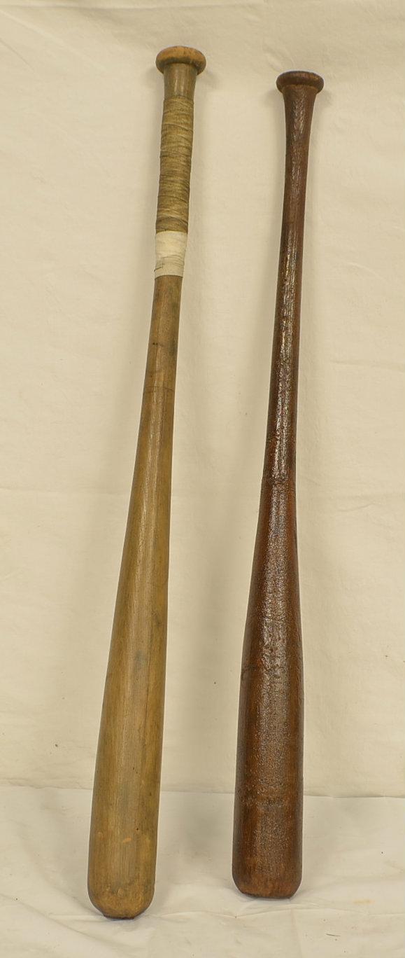 Soft wooden bats
