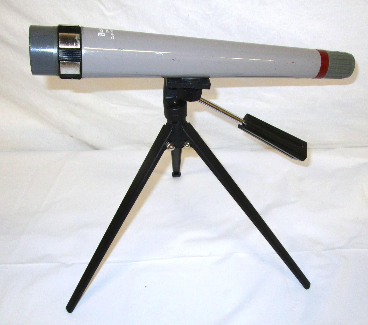 Period Bushnell grey scope