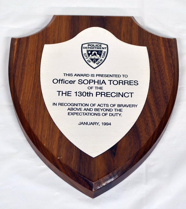 Officer Torres - 130th Precinct