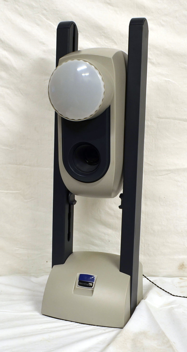 DMV camera