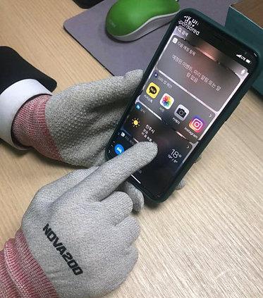 Copper Cu+ Protective Gloves