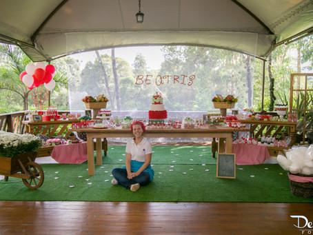 Festa PRATICA - Pic - Nic da Beatriz
