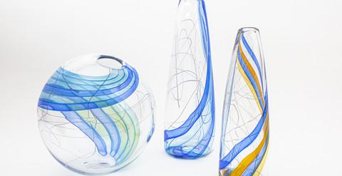 Ocean vases