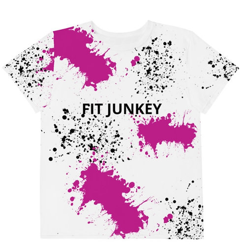 Youth Fit Junkey Tee