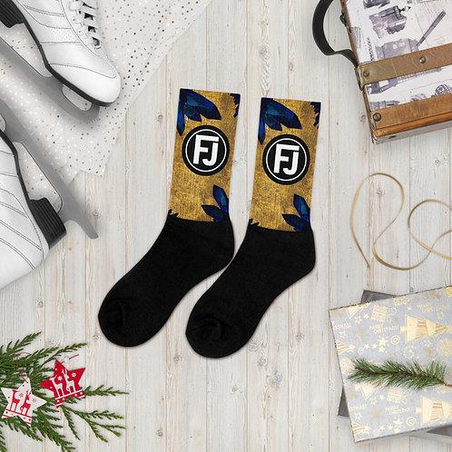 FJ Bluebell Socks