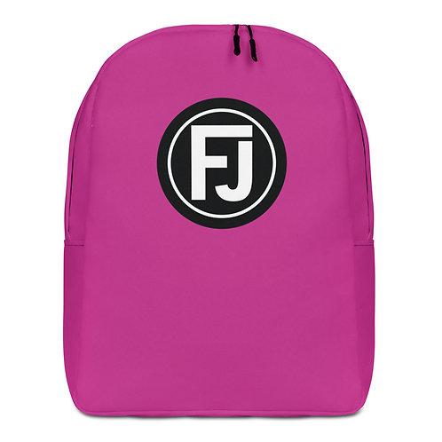 Pink FJ Minimalist Backpack