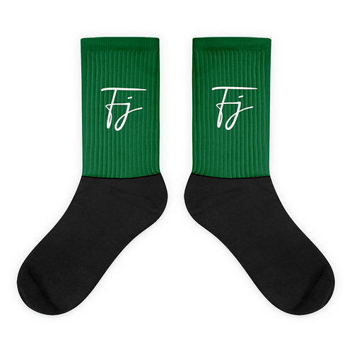 Green Envy FJ Socks