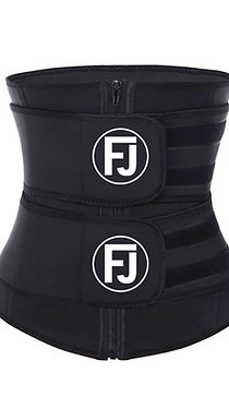 FJ Double Compression Workout Sauna Waist Trainer