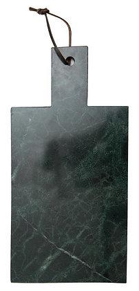 Schneidebrett Marmor grün / A.U. Maison