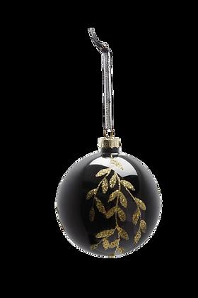 Christmas GlobeBlack / Gold