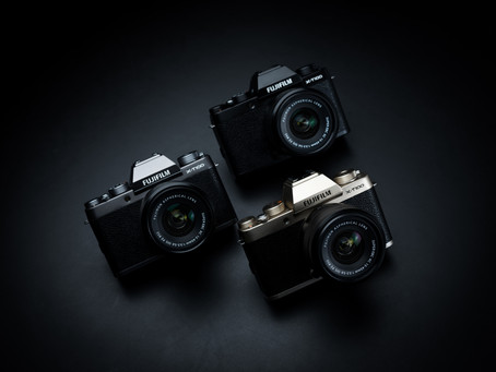 Новая камера FUJIFILM X-T 100
