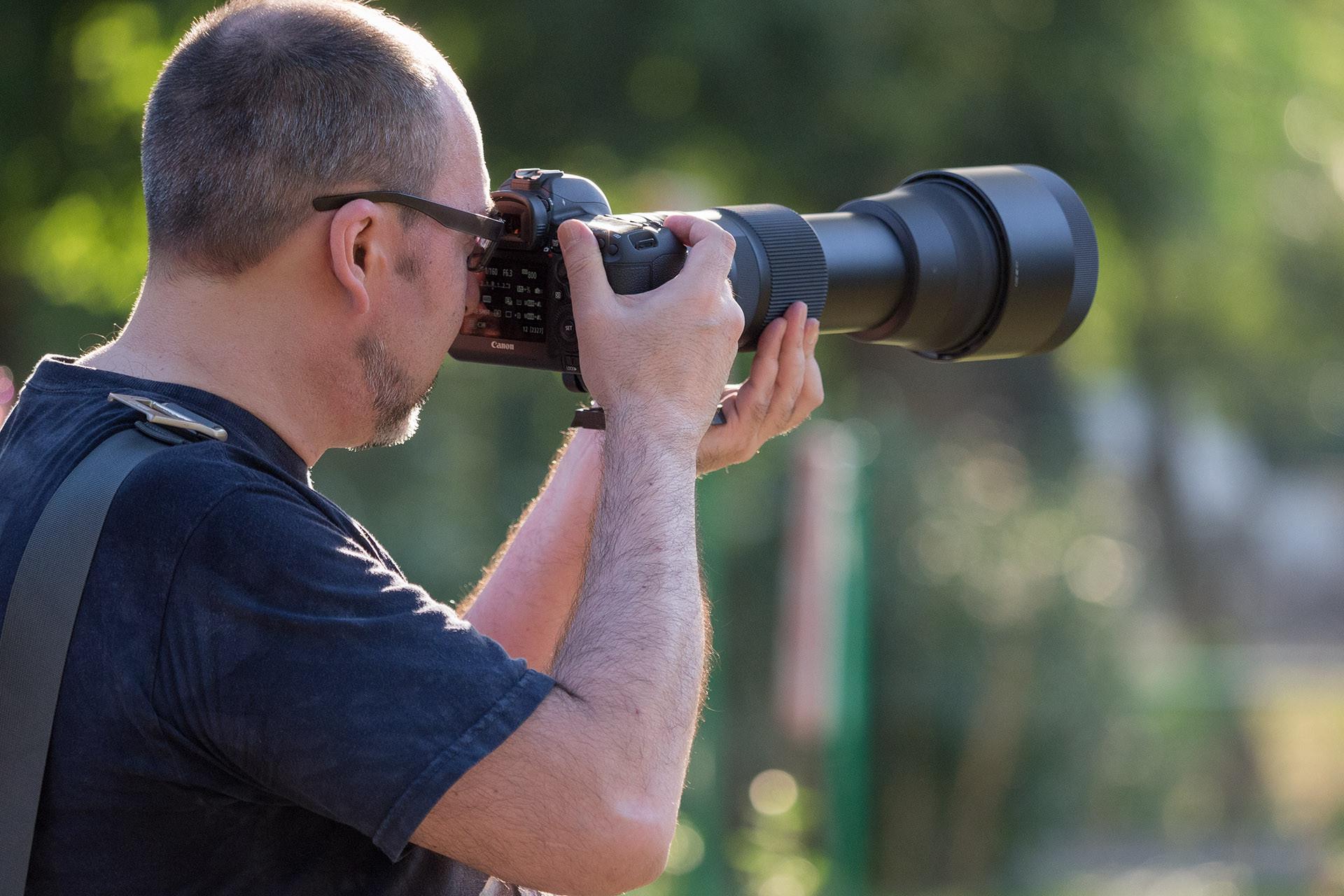 Консультации по фотосъёмке