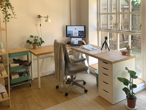 Moving Into A New Space