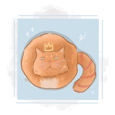 Borris With a Crown