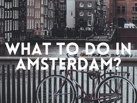 5 Things To Do in Amsterdam that Steer Clear of the Red Light District