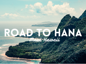 The Road To Hana - An Unforgettable Maui Experience