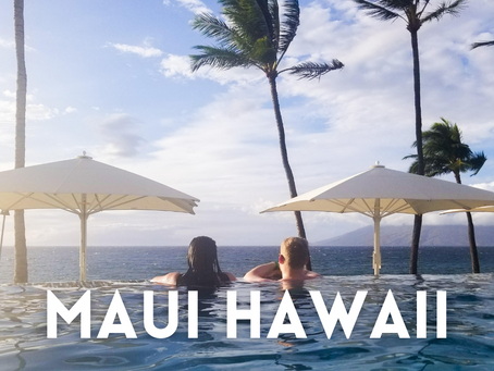 5 Days in Sunny Maui Hawaii | A Throw Back Trip Report
