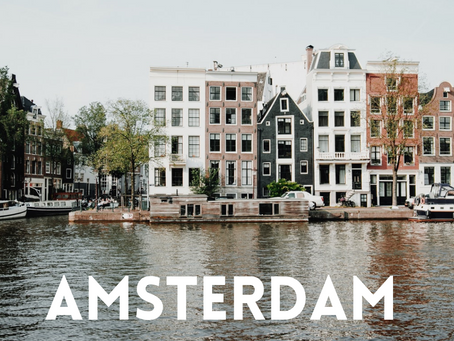 72 Hours in Amsterdam - Our 2020 Birthday Trip
