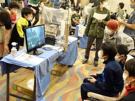 釧路初のeスポーツ大会開催!子どもと大人の共創事業!!〜コロナ禍活動報告(後半)
