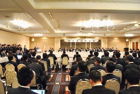 北海道発展のために議論する