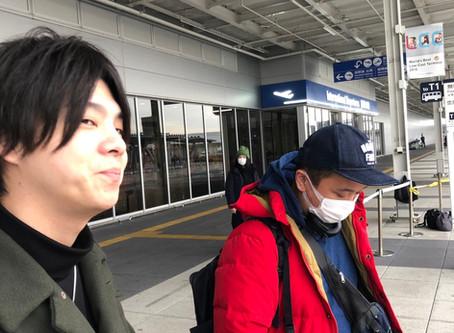 京都会議の合間に。