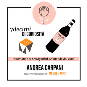 Strumenti di marketing in tempo di Covid: sguardo al settore vino con Andrea Carpani