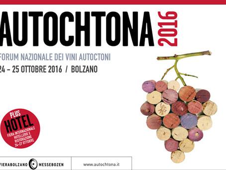 Autoctoni in Fiera a Bolzano: nei giorni 24 e 25 ottobre