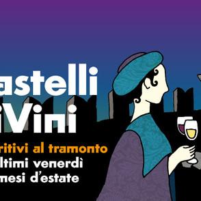 """Aperitivo trentino in """"Castelli Divini"""""""