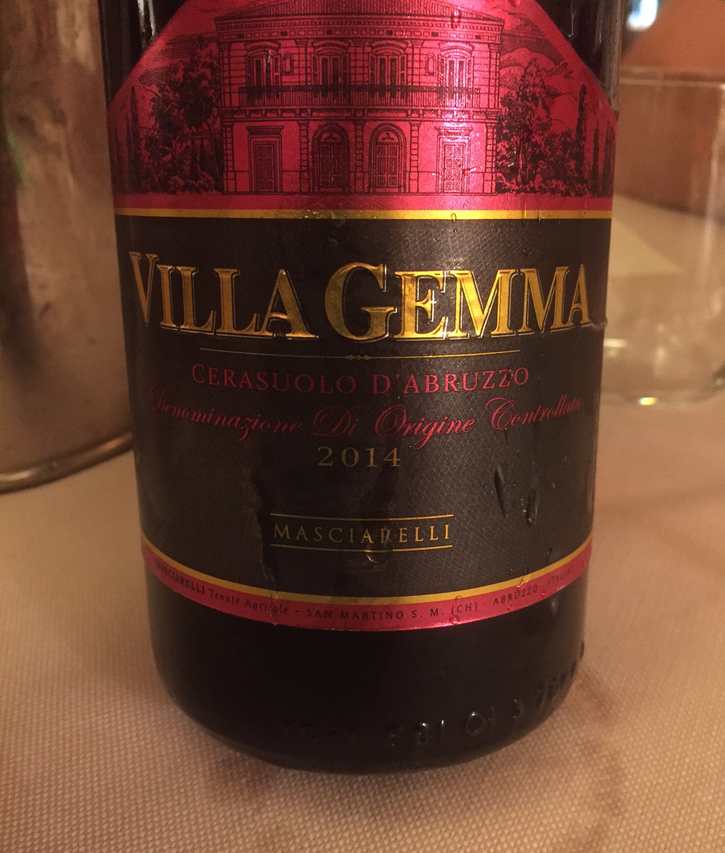 Villa Gemma - Cerasuolo Doc