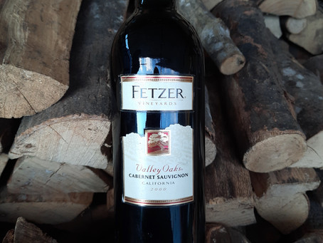 The american job: Cabernet Sauvignon by Fetzer