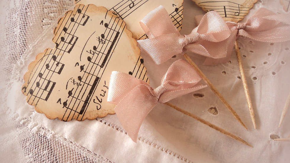 Heartfelt Love Sheet Music Toppers